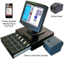 Cash Register Sydney - Restaurant POS System